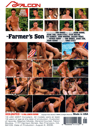 The Farmers Son Cena 2 Cover 2