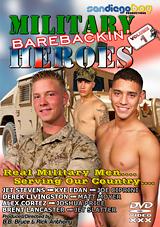 Active Duty Barebackin' Heroes
