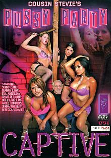 Cousin Stevie's Pussy Party 18: Captive