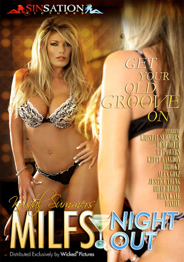 MILFS Night Out cover