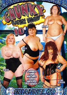 Chunky Mature Women 10
