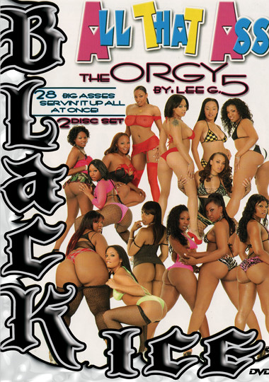 All That Ass: The Orgy 5 cover
