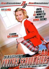 Adult Movies presents Naughty College School Girls 40