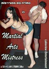 Martial Arts Mistress