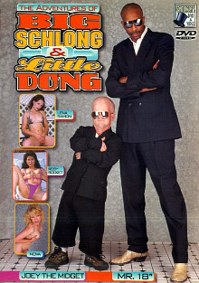 The Adventures Of Big Schlong And Little Dong