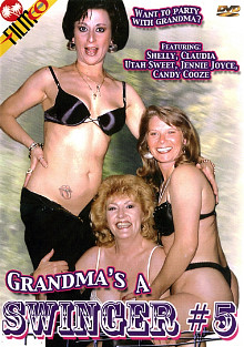 Grandma's A Swinger 5