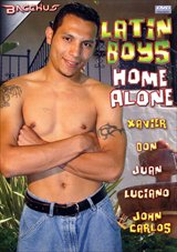 Latin Boys Home Alone