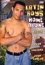 Latin Boys Home Alone