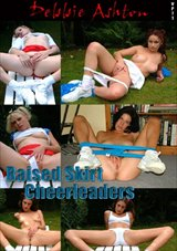 Adult Movies presents Raised Skirt Cheerleaders
