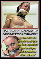 Bondage Bad Chair