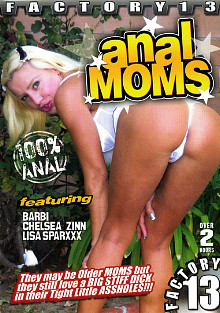 Anal Moms