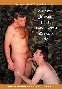 Gabriel James First Time With Simon Idol