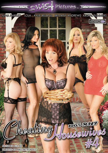 Cheating Housewives 4 cover