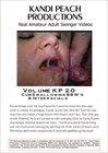 Kandi Peach Productions 20: Cum Swallowing BBW's And Interracials