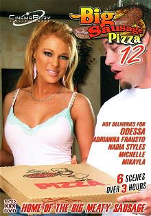 Big Sausage Pizza 12