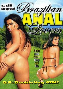 Brazilian Anal Lovers