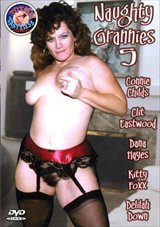 Adult Movies presents Naughty Grannies 5