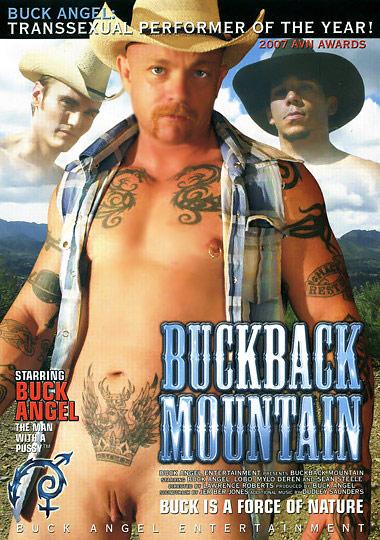 Buckback Mountain cover