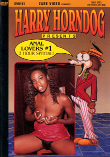 Harry Horndog Presents Anal Lovers