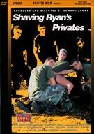 Shaving Ryan's Privates