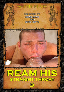 Ream His Straight Throat 3 cover