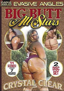 Big Butt All Stars: Crystal Clear Part 2