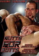 Raging Stallion does it again with the release of Fistpack Four: Nutts for Butts, another classic handball fisting spectacular from America's premiere fisting studio. Jam-packed with the action you want to see, Nutts for Butts showcases a group of new fisting pigs, many making their first Raging Stallion debuts. We are very careful about who we film, especially since our fisting films represent the apex of the genre. No duds here, just the hottest men doing the nastiest things! Here is what you get in this excellent feature film!