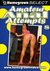 Amateur Anal Attempts 8