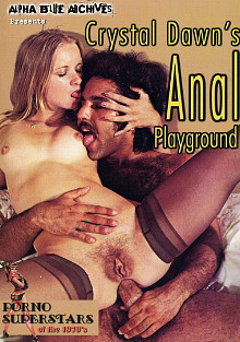 Porno Superstars Of The 70's: Crystal Dawn's Anal Playground