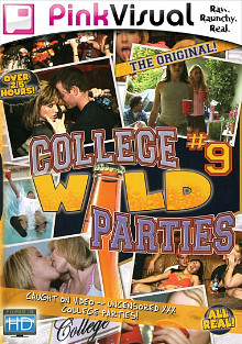 College Wild Parties 9 cover