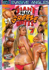 Giant Black Greeze Butts 7