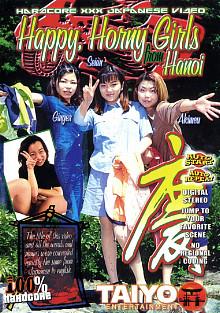 Happy Horny Girls From Hanoi