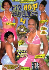 Adult Movies presents Hip Hop Cheerleaderz 4