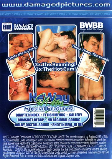 He Way 3 Way Cena 2 Cover 2