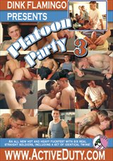 Platoon Party 3 Xvideo gay