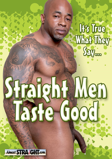 Straight Men Taste Good Cover Front