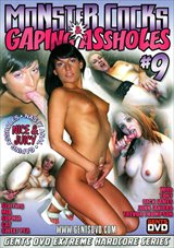 Adult Movies presents Monster Cocks And Gaping Assholes 9