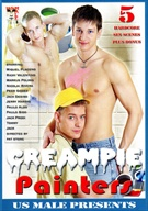 US Male Inc. introduces yet another attachment to its Creampie series, bringing you Creampie Painters. Watch as these European stud painters let loose and discover the art of painting as they paint all over each others ass with their man juices, they suck and fuck each other in the raw! Creampie Painters will blow you away with non-stop raw and raunchy ass pounding and cum-hungry cock swallowing! These studs paint a vivid picture of what real cock sucking, cum swallowing and ass fucking is. These studs don't quit until the job is done right, including nutting inside each others asses!