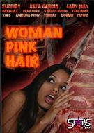Woman Pink Hair