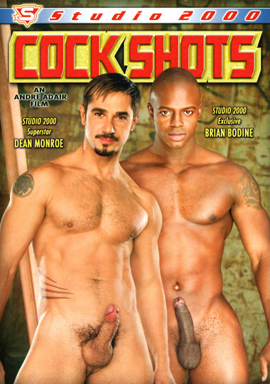 Cock Shots Cover Front