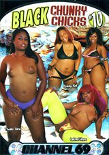 Black Chunky Chicks 10