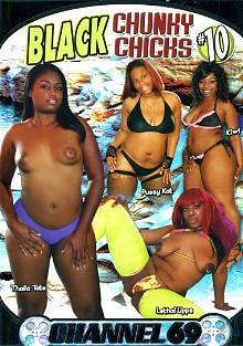 Black Chunky Chicks 10
