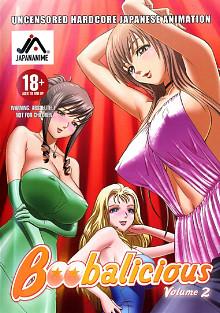 Porn Comics : Boobalicious 2!
