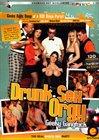 Drunk Sex Orgy: Geeky Gangfuck