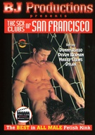 You have heard about these clubs. You have read about them, now BJ Productions takes you inside the notorious Sex Clubs of San Francisco. Follow Danny Russo as he cruises the dark hallways down Glory Hole Alley. Cocks pop out from everywhere begging the hunky Russo to stroke and suck them. Watch Devon Rexman tied to the Spider Web helplessly exposed to anyone who walks by. Managing to free one hand, Devon is giving a huge rubber dildo. Still tied to the Spider Web, Devon fucks himself until he cums. Six explosive cum shots from hot guys in one of the wildest sex clubs anywhere.