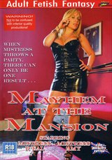 Adult Movies presents Mayhem At The Mansion
