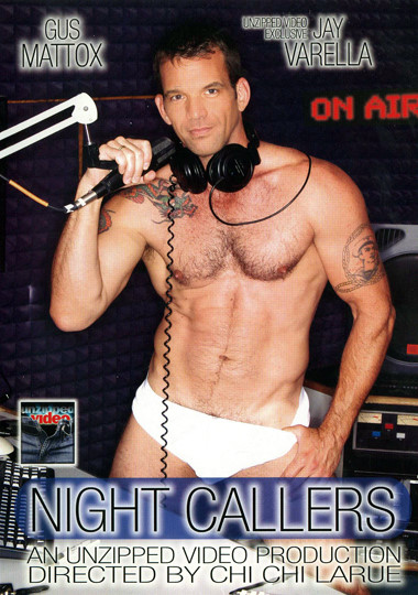 Night Callers Cover Front