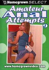 Amateur Anal Attempts 9