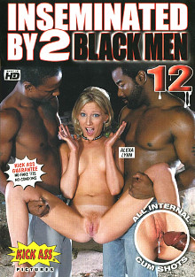 Inseminated By 2 Black Men 12