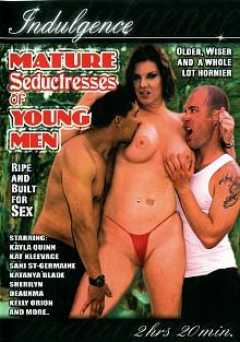 Mature Seductresses Of Young Men